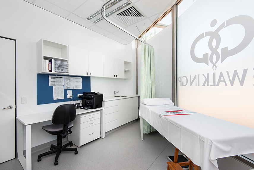 Clinic Space Fitout