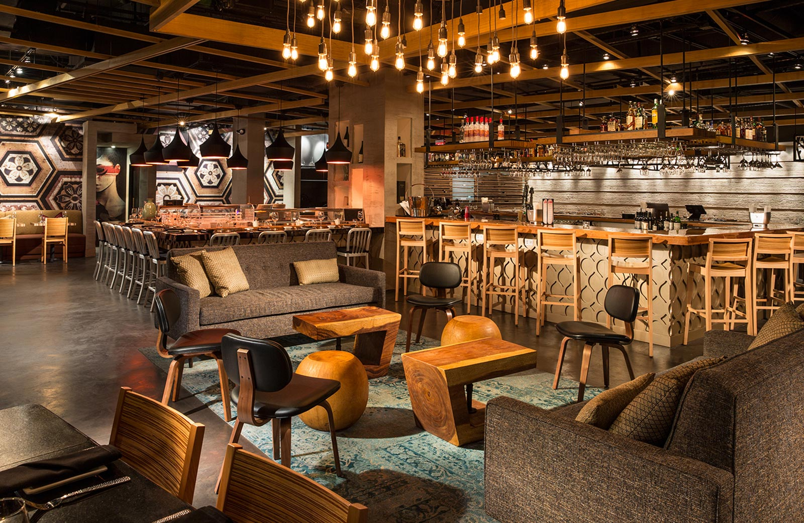 Restaurant Design Trends