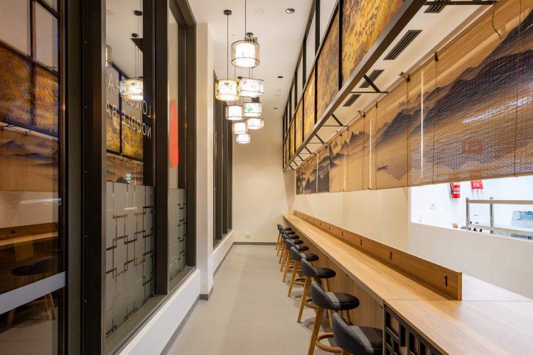 Full view of Longshan Interior